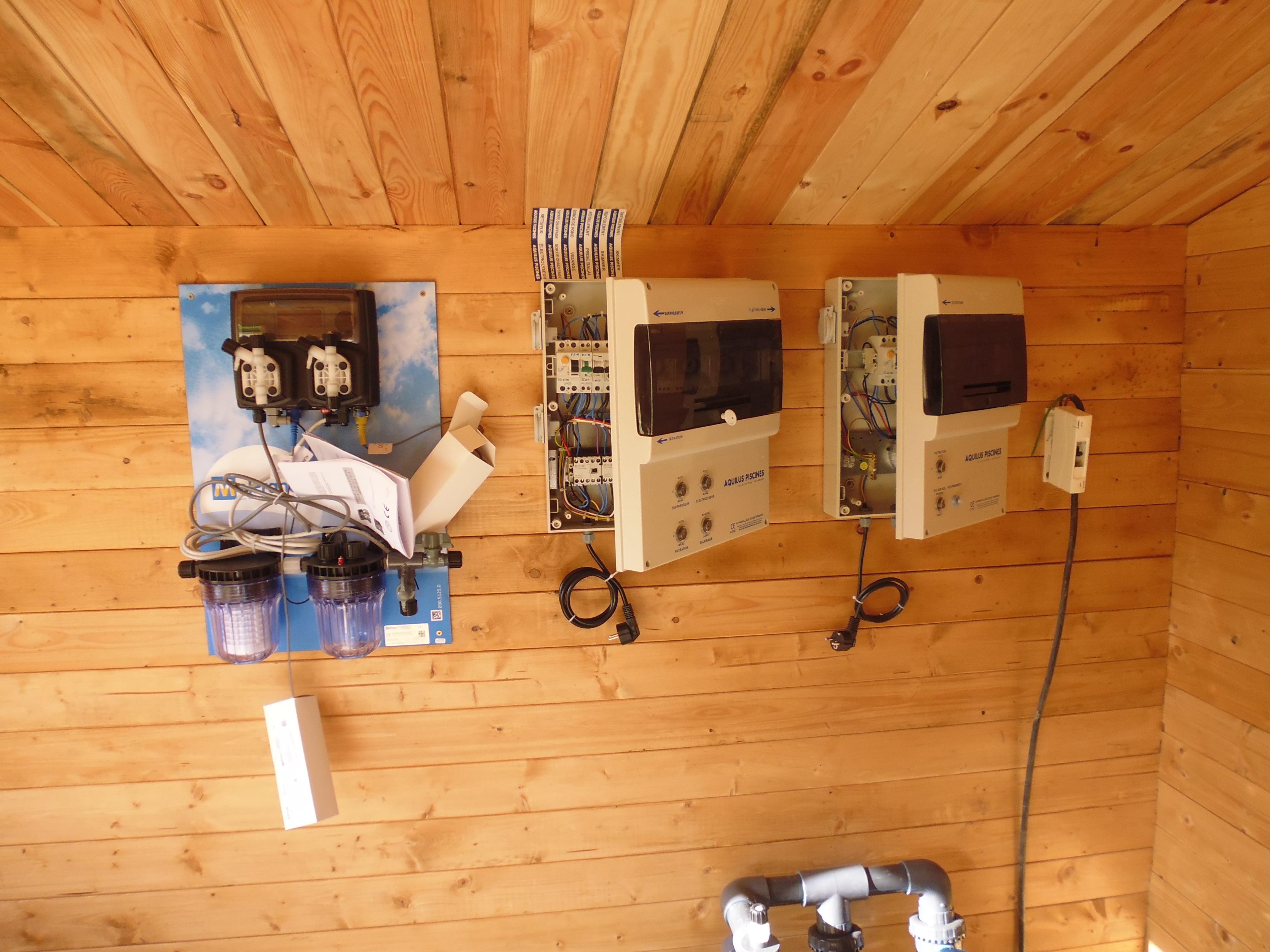 150515 Installation système automatique traitement eau