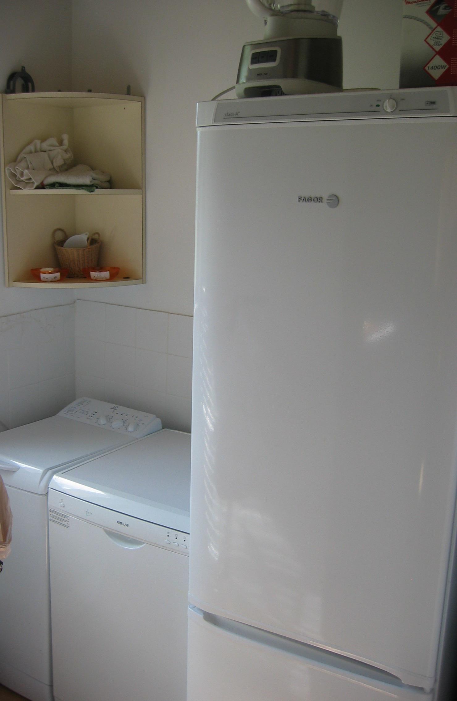 Lave-Linge, Lave-Vaisselle, Frigo/congélateur