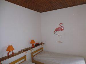 deco chambre orange