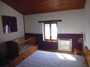 peinture ch violette