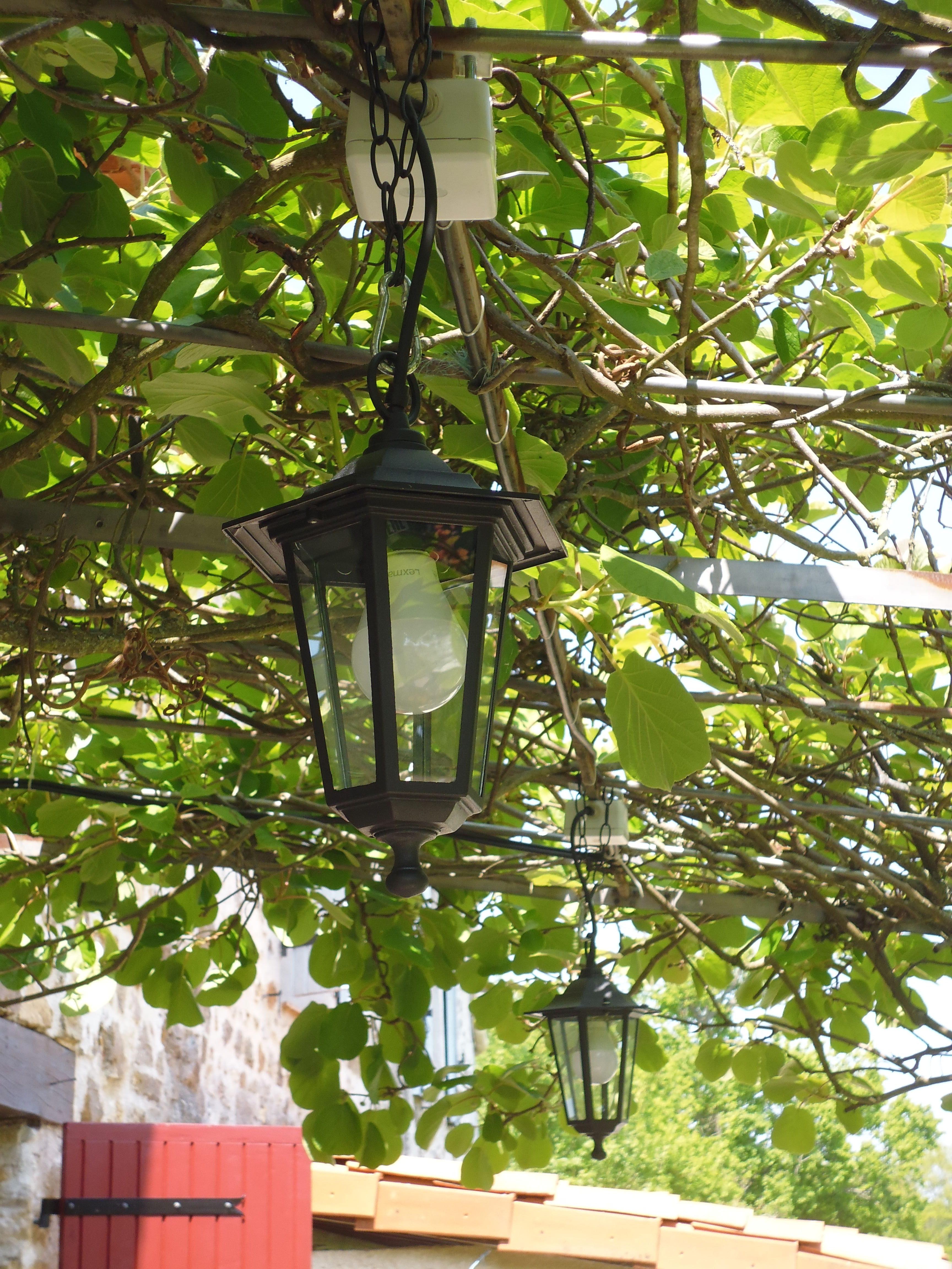 Equipement ext rieur jardin gite de courtillas for Equipement exterieur